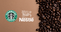 Nestlé & Starbucks types of open innvation