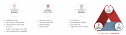 The Three Facets of Innovation